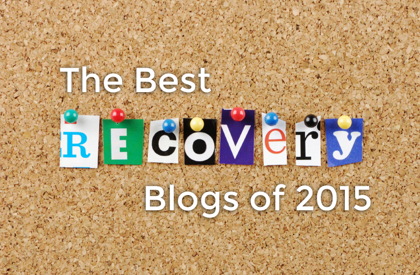 Top Recovery Blogs of 2015