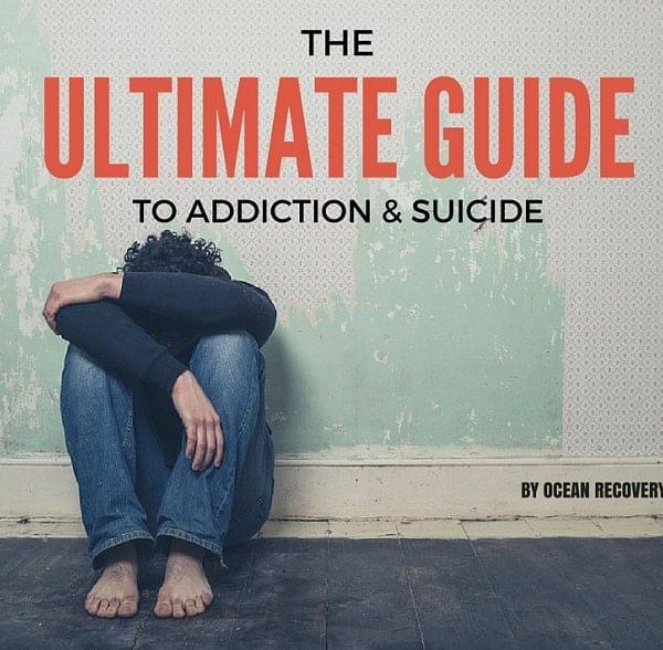 Guide To Addiction & Suicide