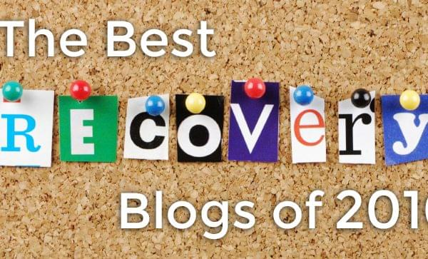 Best Recovery Blogs of 2016