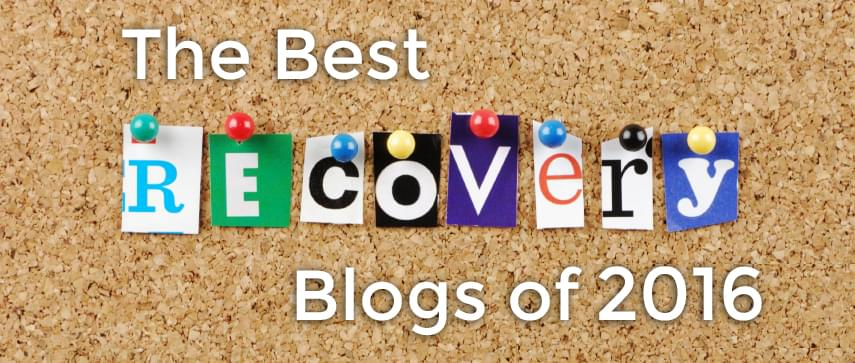 Top 80 Recovery Blogs of 2016