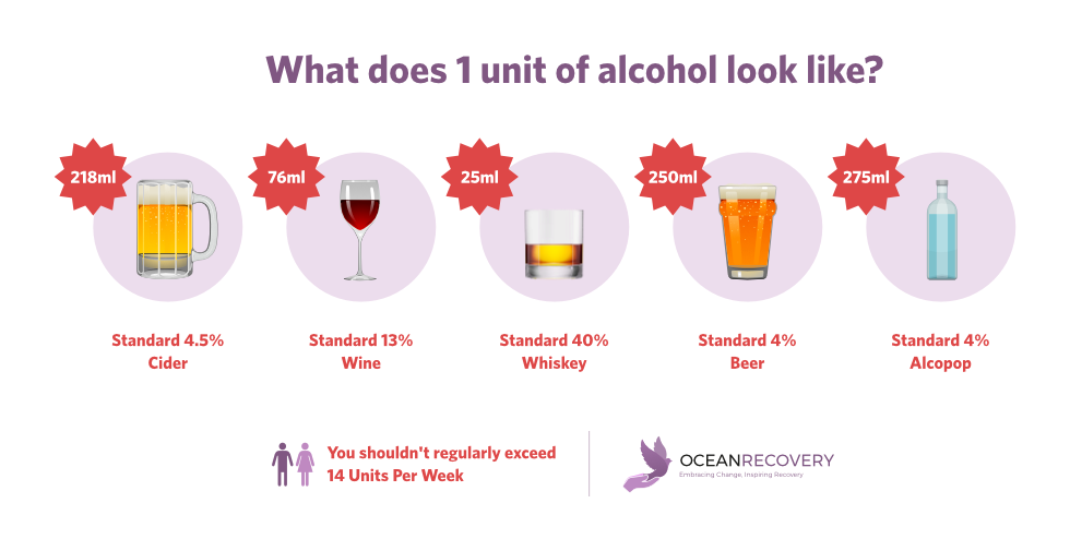 Am I Drinking Too Much? Help is Available | Ocean Recovery ...
