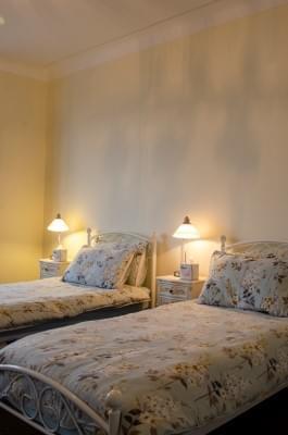 Ocean recovey rehab twin room