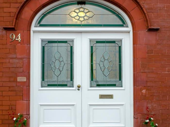Front Door At Our Rehab Centre