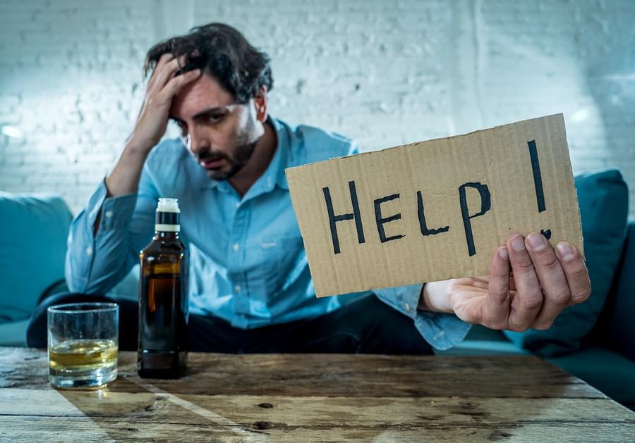 Alcoholism help and intervention