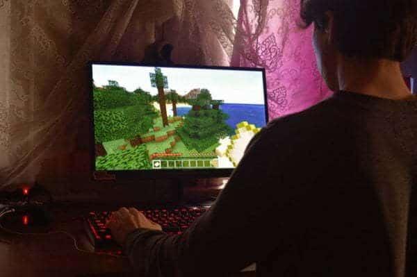 Gaming Addict